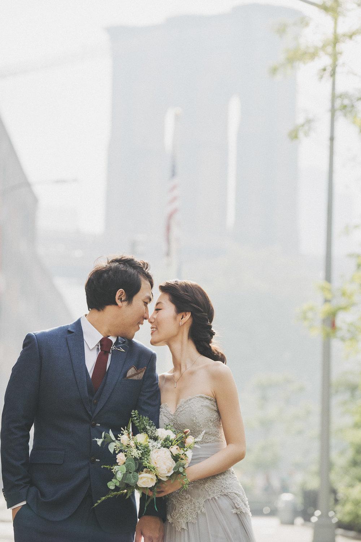 Brooklyn 紐約婚紗_purefoto