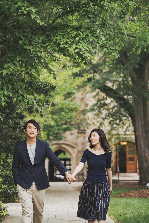 校園婚紗拍攝_耶魯大學婚紗攝影