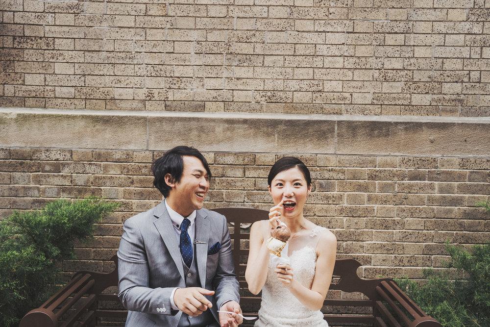美國婚紗拍攝_海外婚紗耶魯大學