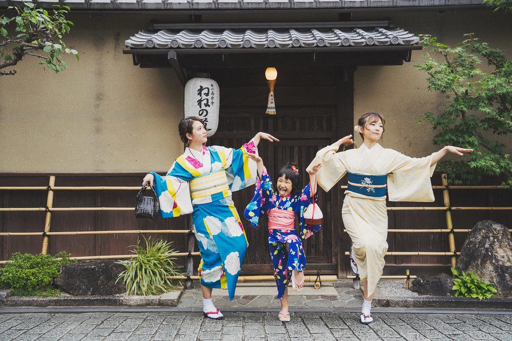 京都和服寫真拍攝