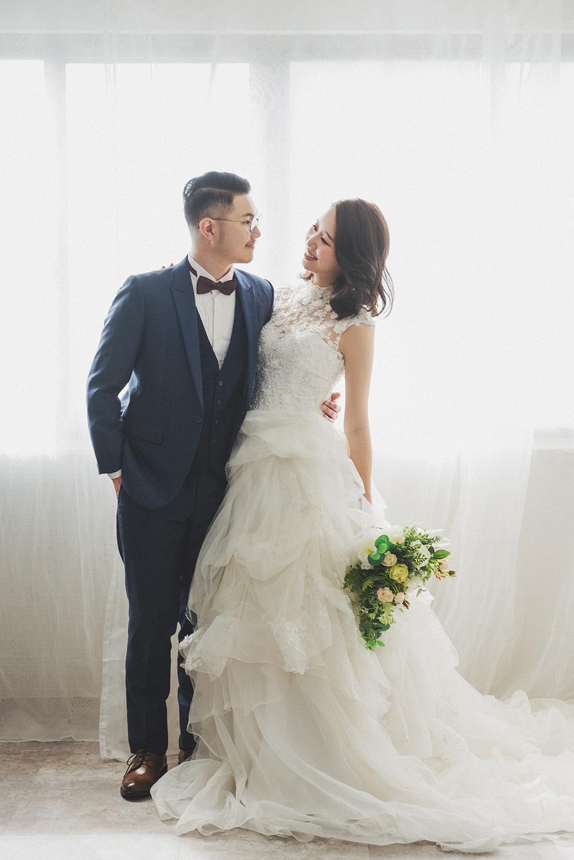 台灣婚紗,自助婚紗,棚拍婚紗,清新風婚紗