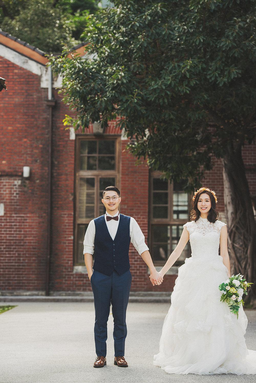 台灣婚紗,自助婚紗,華山婚紗,清新風婚紗