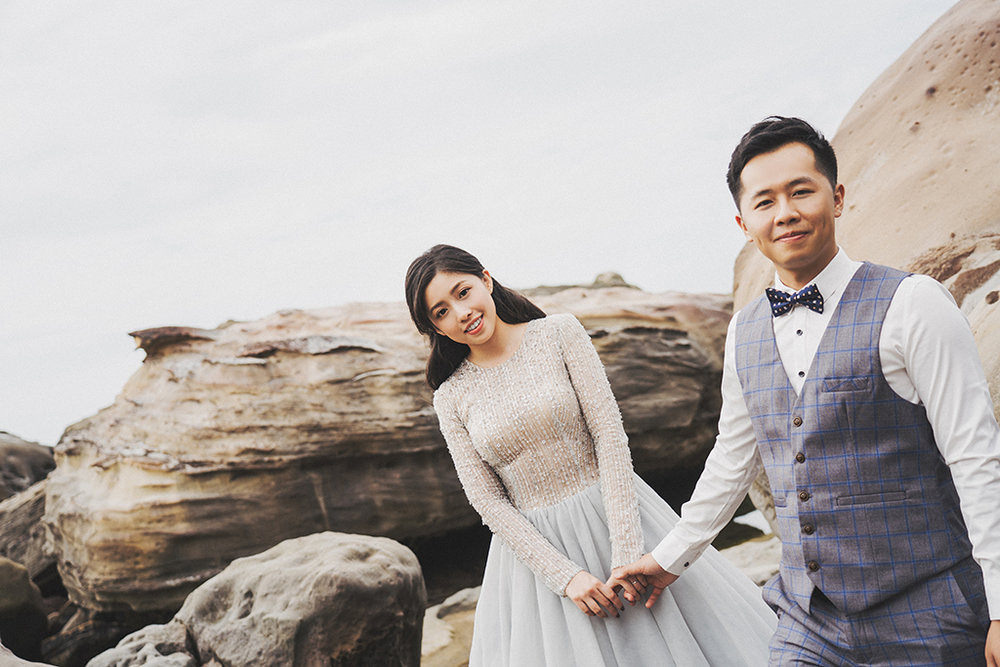 東北角,南雅奇岩,婚紗