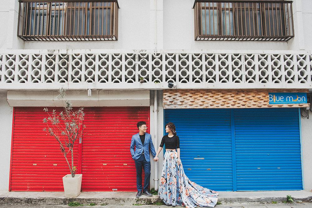 Okinawa,沖繩婚紗,海外婚紗,國際通