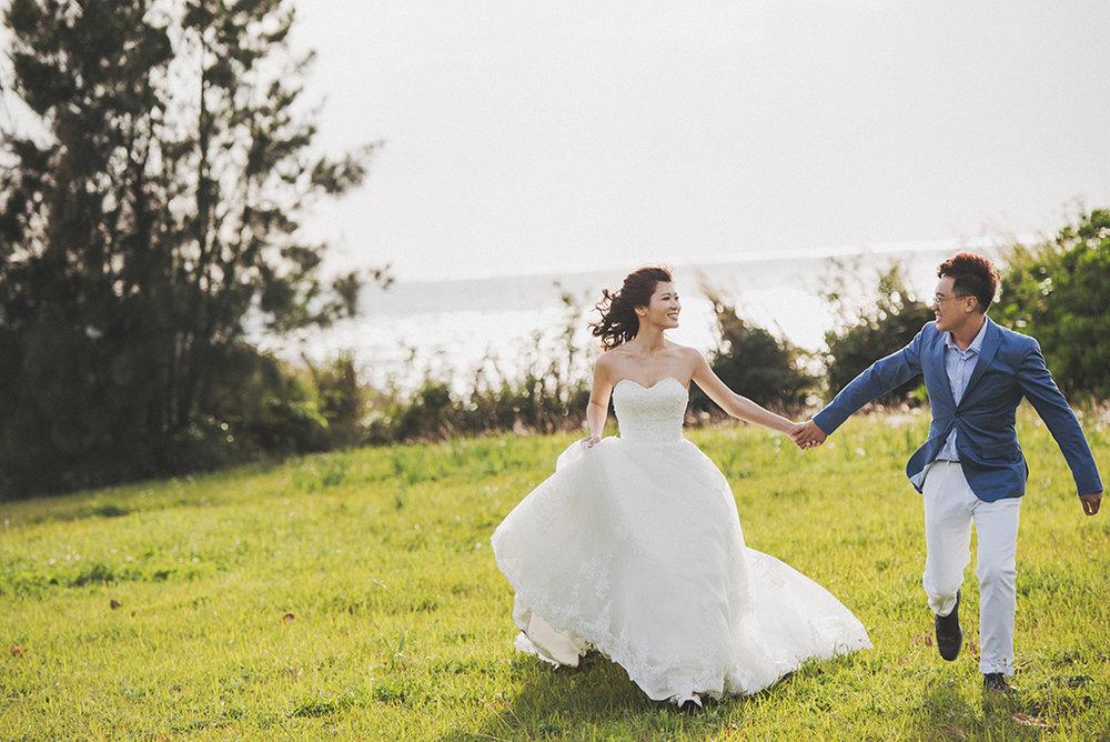 Okinawa,沖繩婚紗,海外婚紗,海邊婚紗