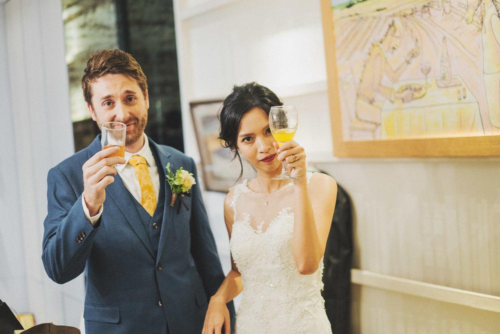 美式婚禮攝影,日系溫暖