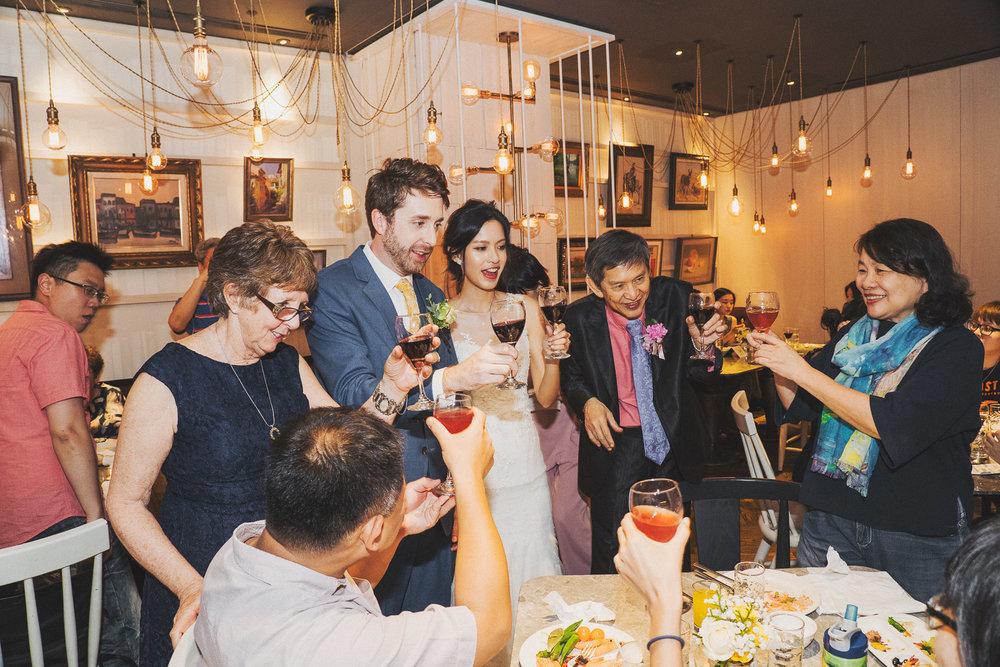婚禮攝影,美式婚禮攝影師Wealthy