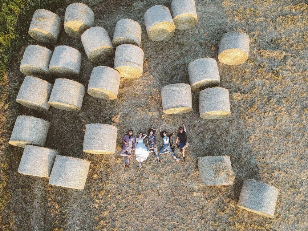 旅遊婚紗拍攝團隊,北海道婚紗