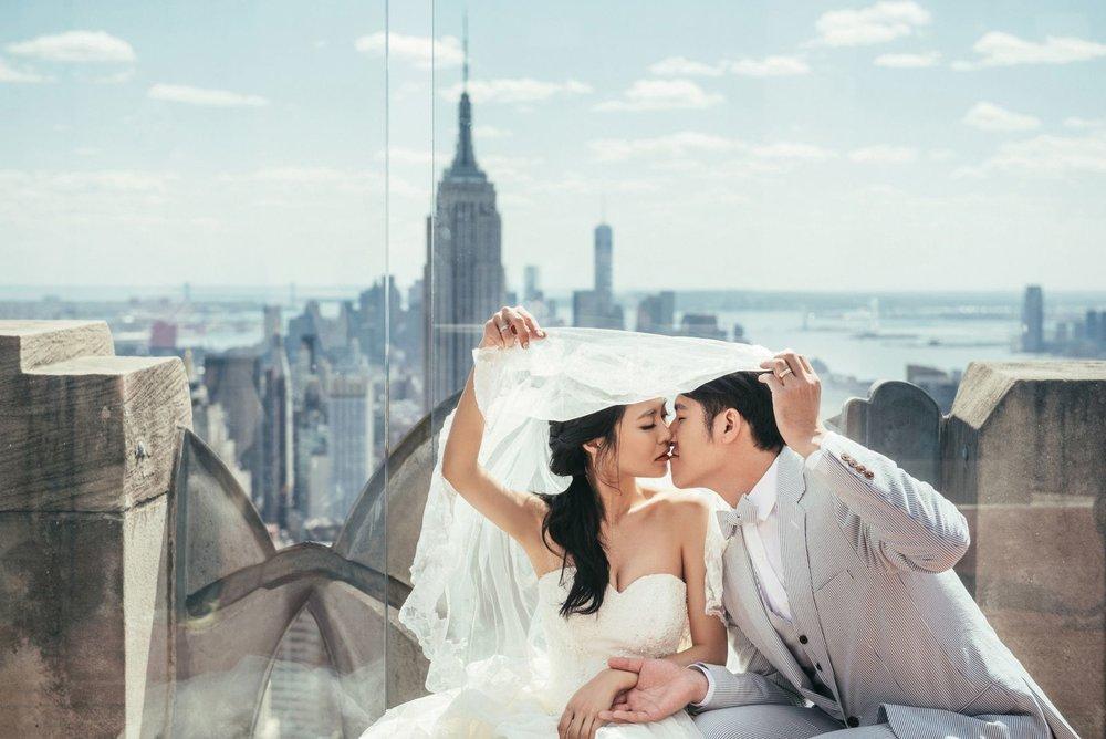 盧小桃紐約婚紗