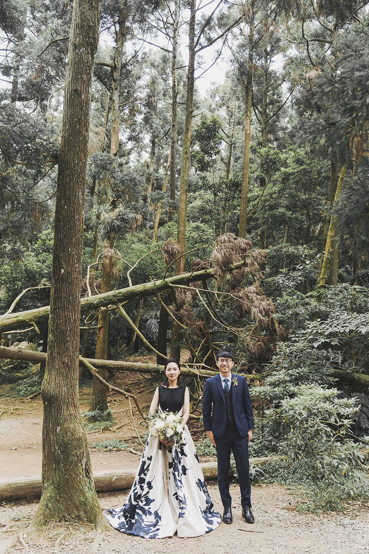 婚紗拍攝,婚紗攝影,PURE婚紗,棚拍婚紗,文青風,陽明山,黑森林