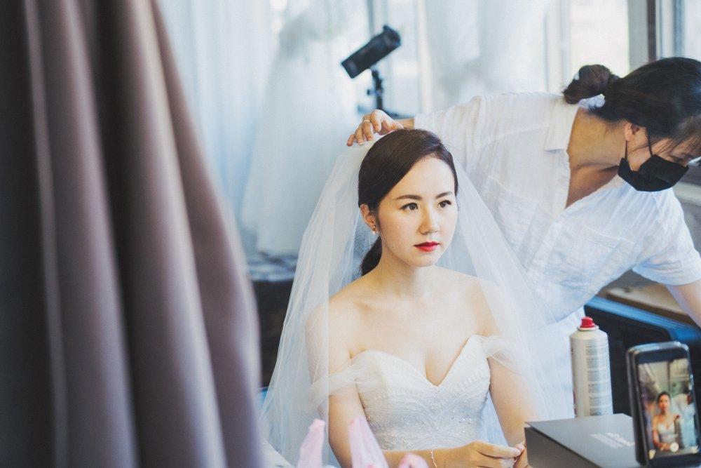 婚紗拍攝花絮