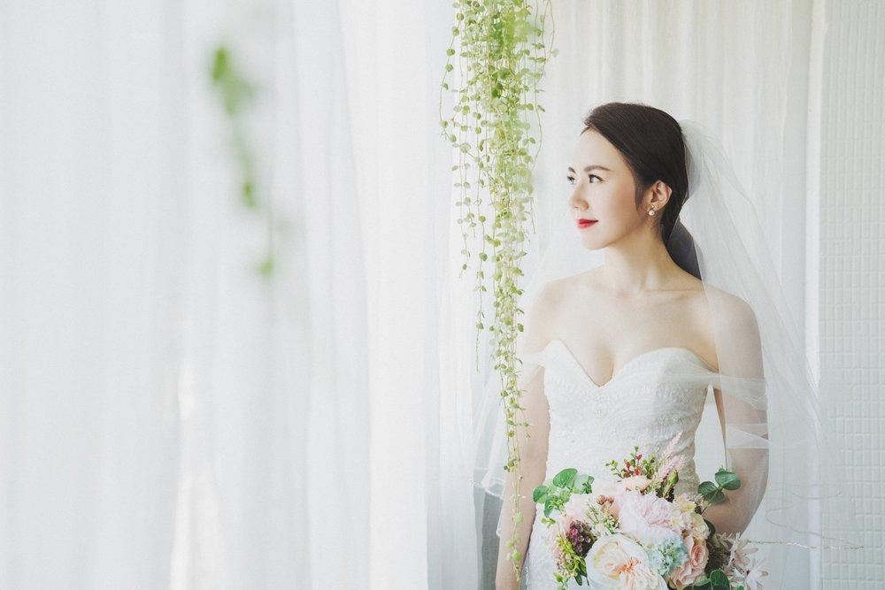 韓式婚紗,purefoto
