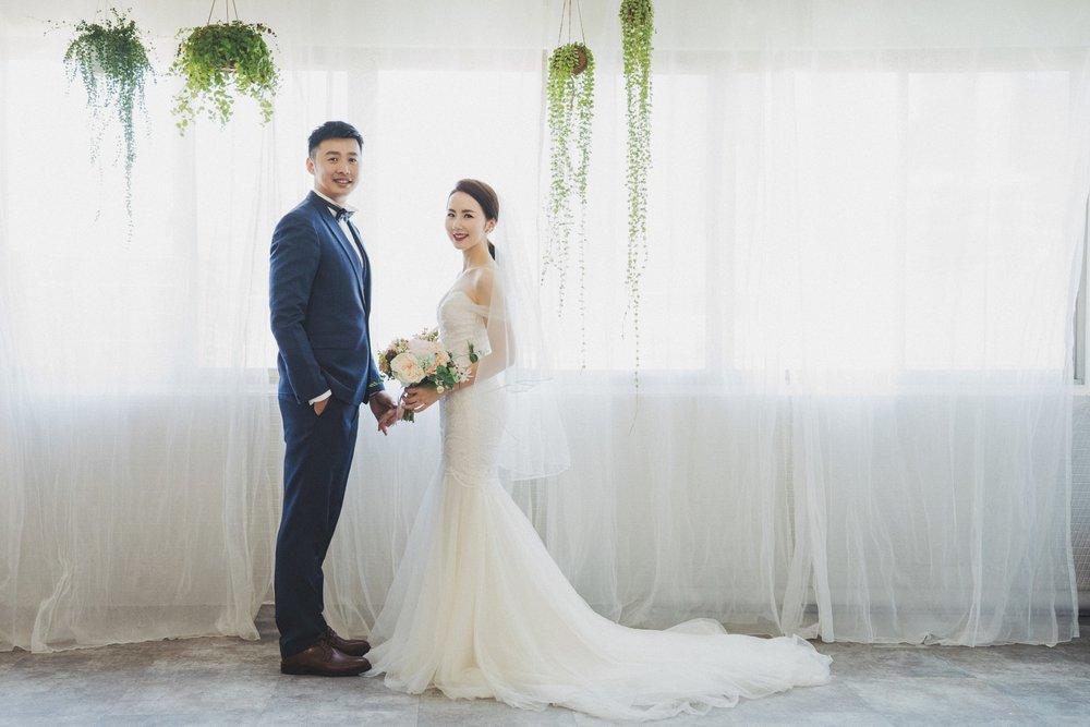 攝影棚婚紗,簡約,purefoto