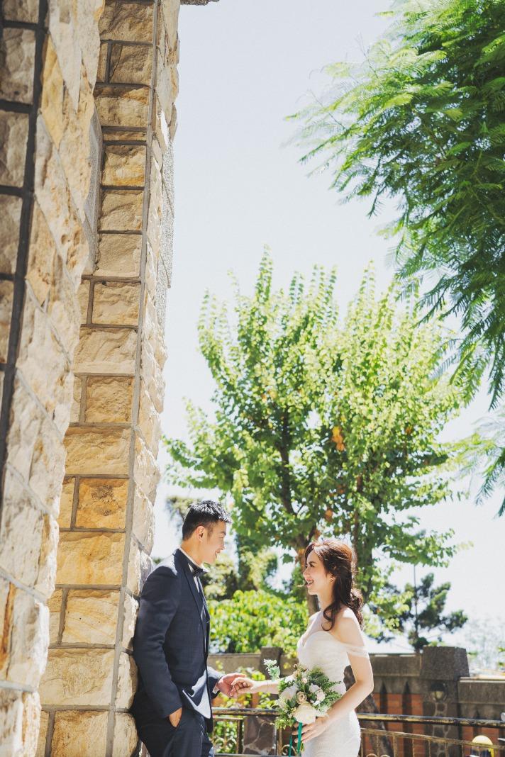 教堂婚紗拍攝purefoto