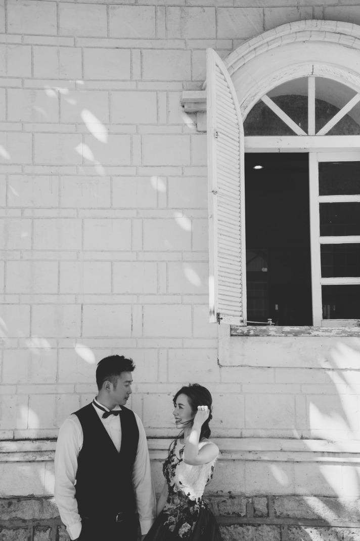 淡水老街婚紗攝影
