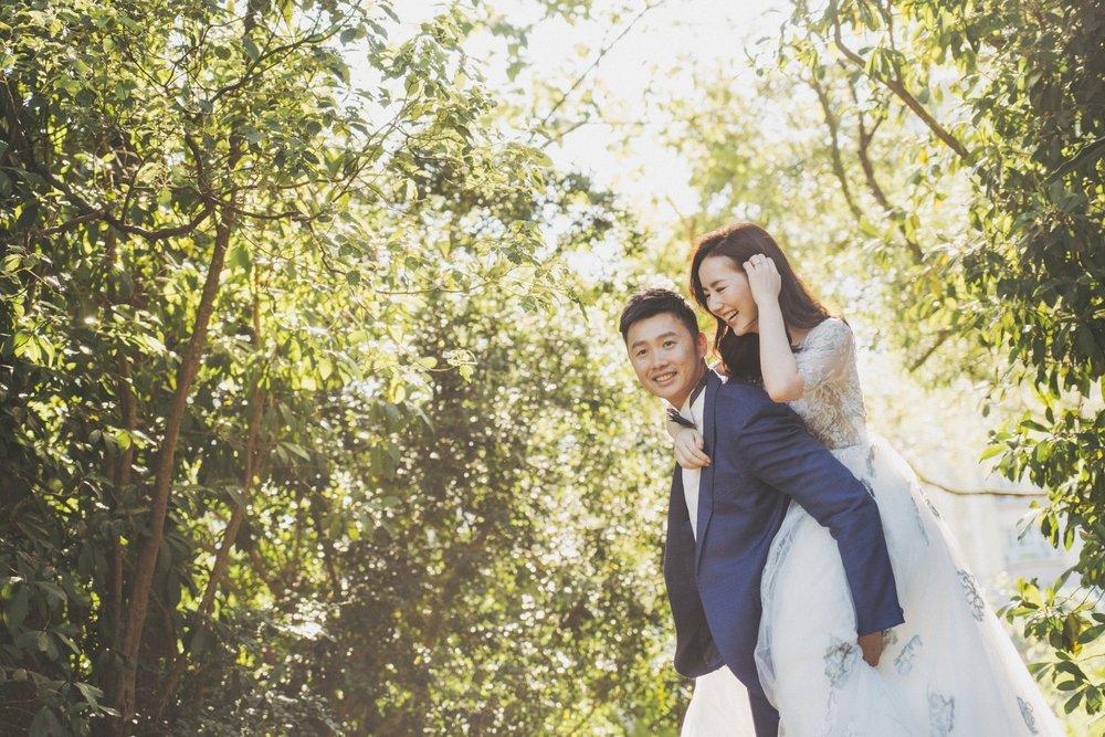 滬尾砲台公園婚紗拍攝