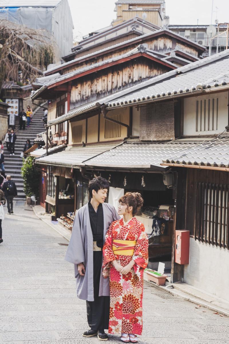 京都海外婚紗拍攝,PUREFOTO婚紗團隊