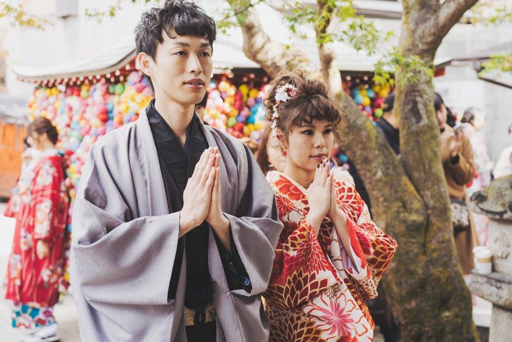 2019京都海外婚紗,purefoto