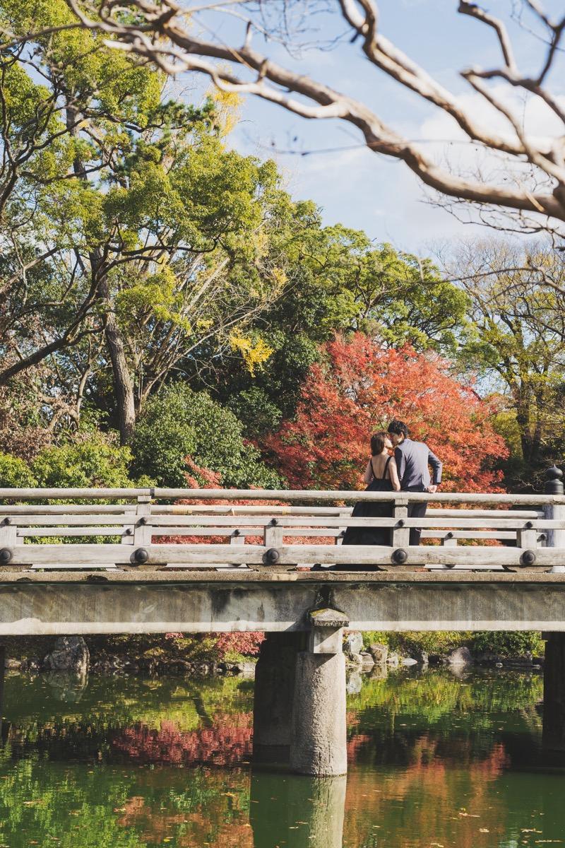 京都御苑,婚紗拍攝預約,purefoto,wedding Photo
