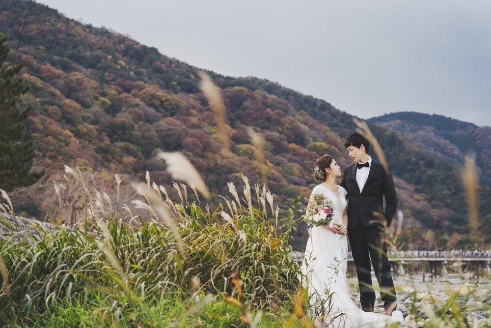 京都嵐山,海外婚紗,purefoto