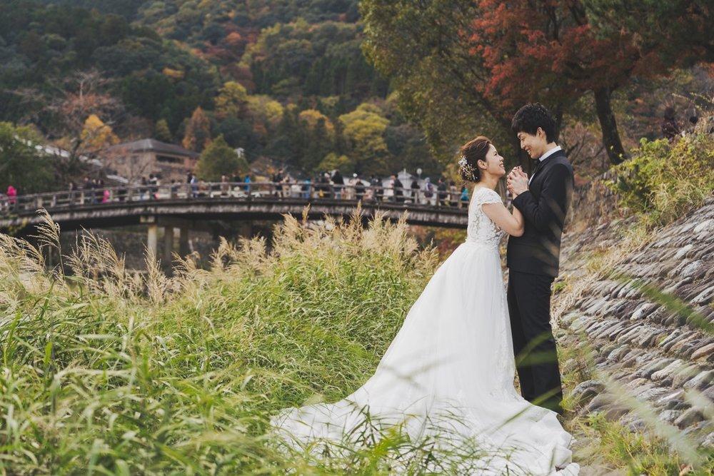 2019京都海外婚紗,嵐山婚紗