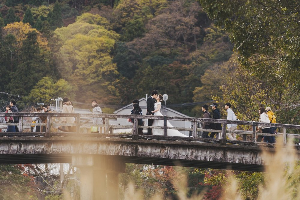 京都海外婚紗,嵐山婚紗,PUREFOTO