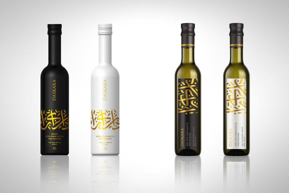 Daskara Premium Olive Oil