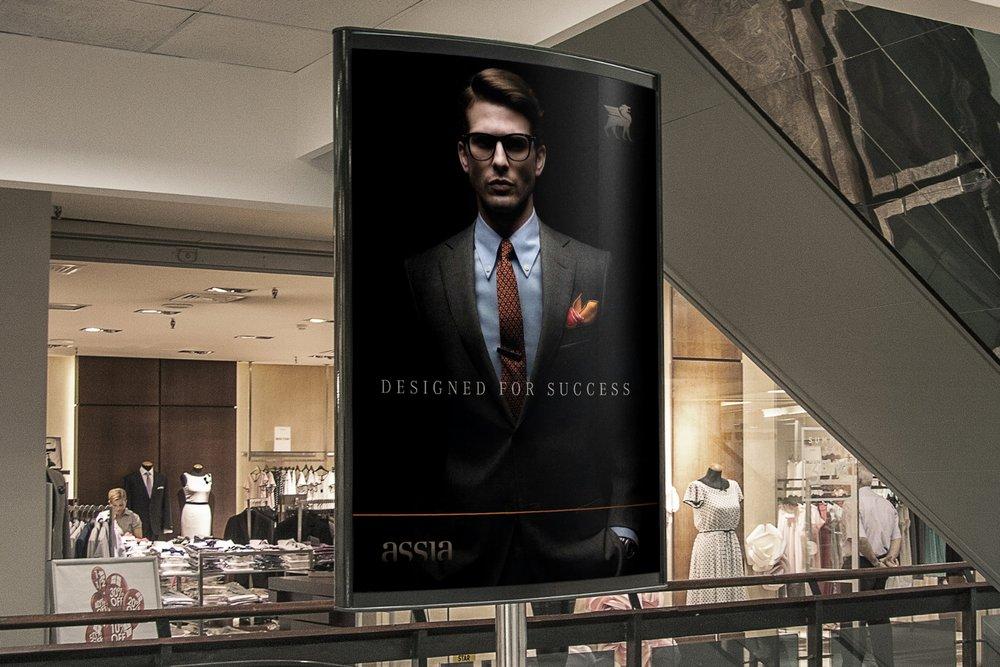 Indoor Ad