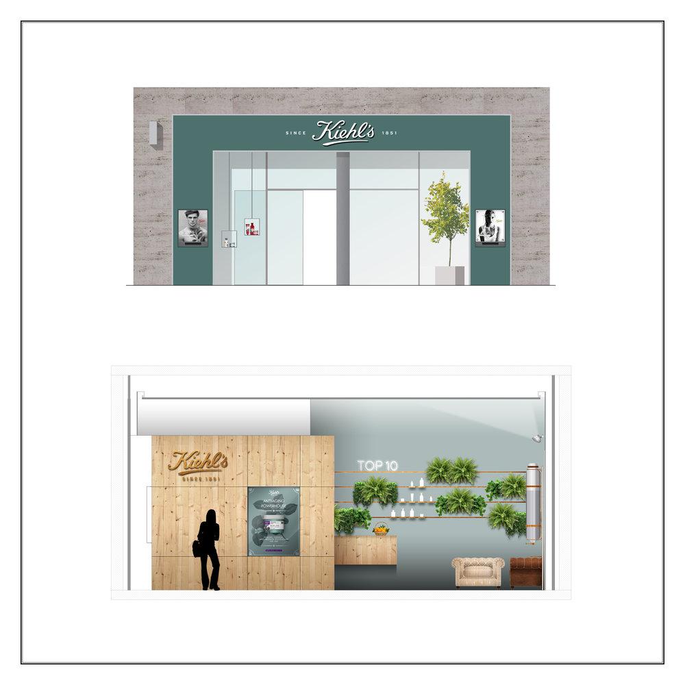 Shop Elevations