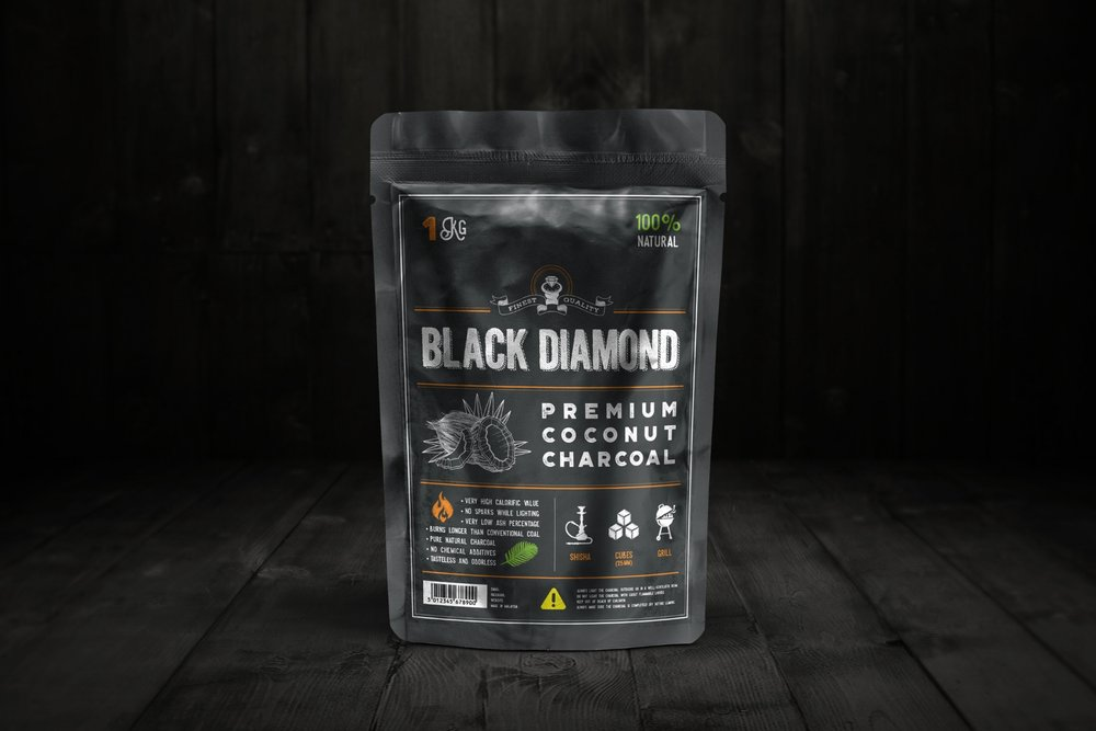 Black Diamond Charcoal