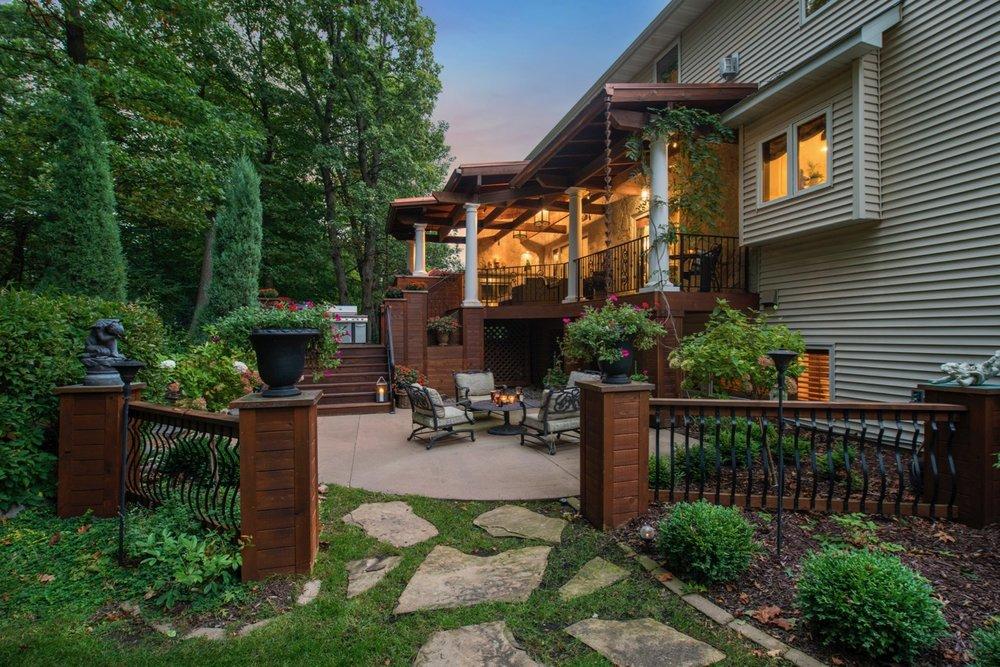 Mom's Design Build - Backyard Remodel Landscaping