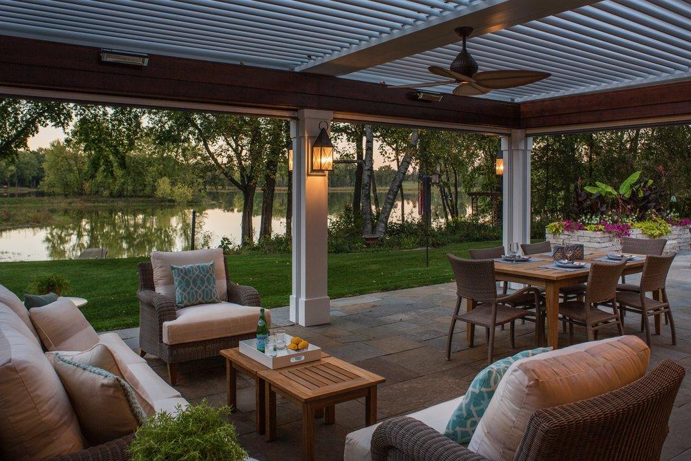 Mom's Design Build - indoor outdoor couch modern furniture
