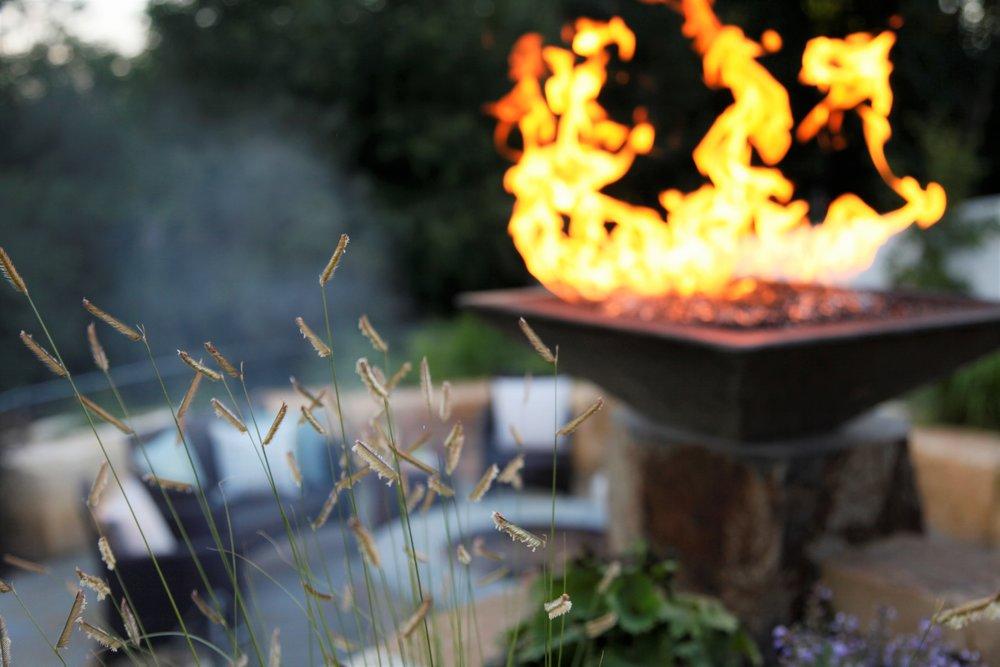 Moms Design Build - Fire Bowl