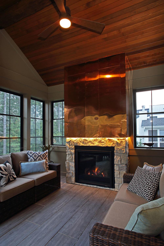 Mom's Design Build - Three Season Porch indoor outdoor living