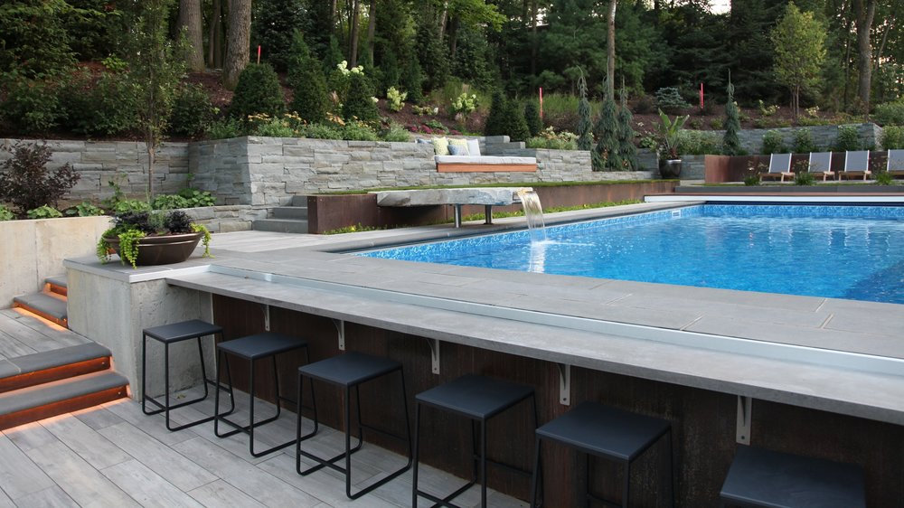 Moms Design Build - Custom Pool Design Minnetonka Minnesota