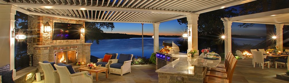 Mom's Design Build - Lake Minnetonka outdoor