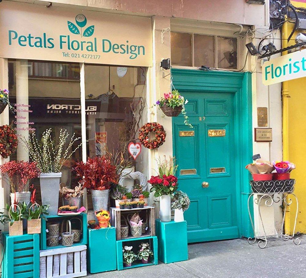 Cork Flowers