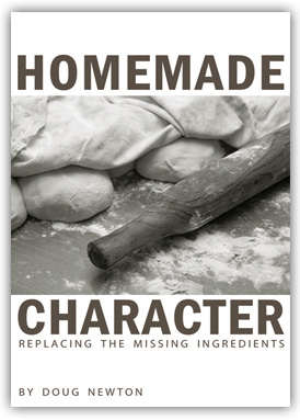 Our culture used to produce people with moral virtues such as respect, honesty, courage, resourcefulness and gratitude. Not so much anymore. Why not? This book identifies the missing ingredients and shows you how to put them back into the mix of life--your family and yours.