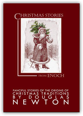 """During the 1980s I gave a gift to my congregation of a new Christmas story for seven years every Christmas Sunday. Eventually I compiled those stories into a book called  Christmas Stories from Enoch  and later recorded them. For several years the regional Christian radio station played them all day on Christmas. Read more about the stories and purchase the book at my  """"bookshelf""""  or through  Amazon . If you want a sample of me reading one of the stories, sign up for my newsletter."""