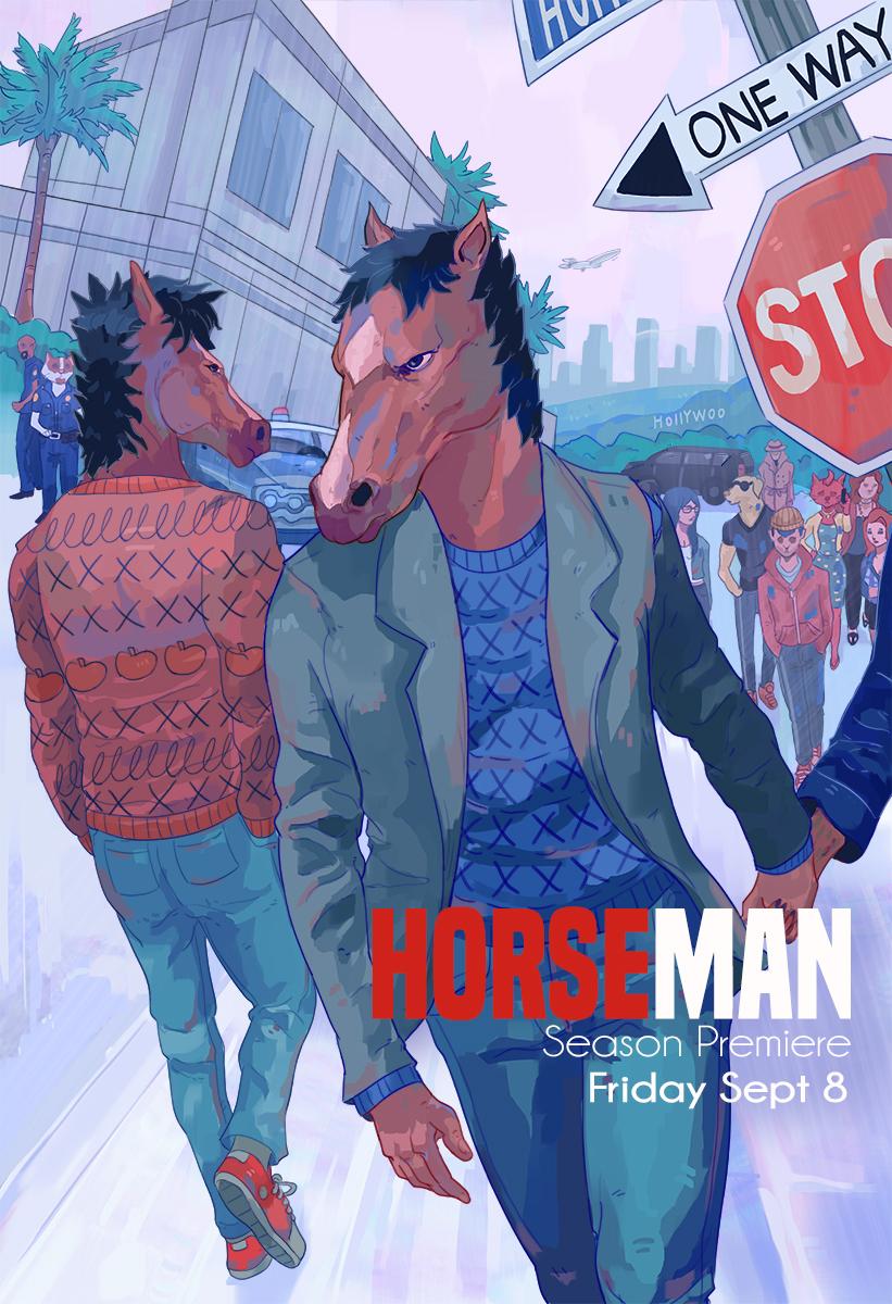 Mad Horseman
