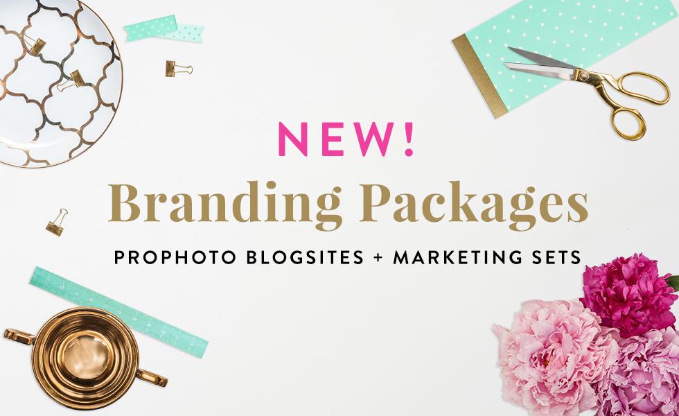 seaside creative branding packages