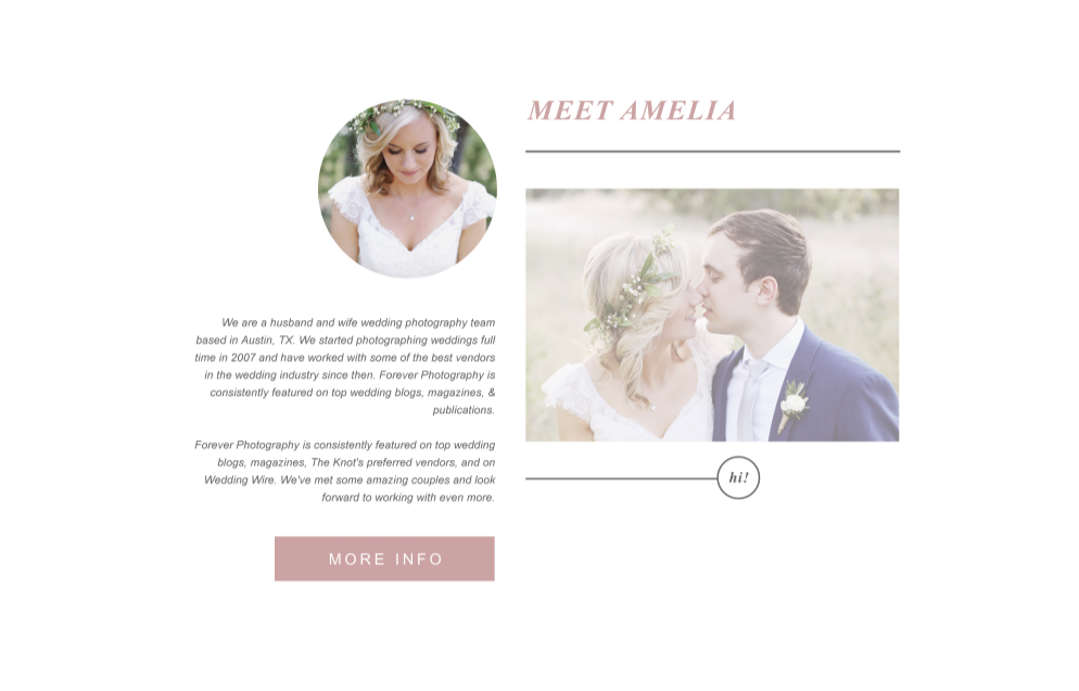 Squarespace Templates - Best squarespace template for photographers