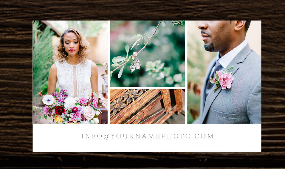 Photography business cards wedding photography business card photography business cards wedding photography business card design templates cheaphphosting Choice Image