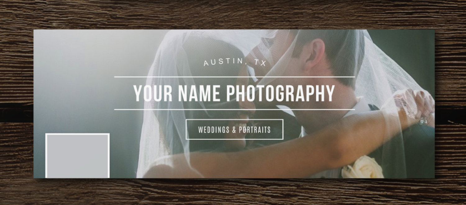 Facebook Timeline Cover Professional Photography Templates