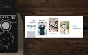 facebook cover template for photographers photoshop users