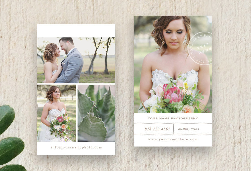 Wedding Photography Marketing Set - Pricing Guide Templates ...