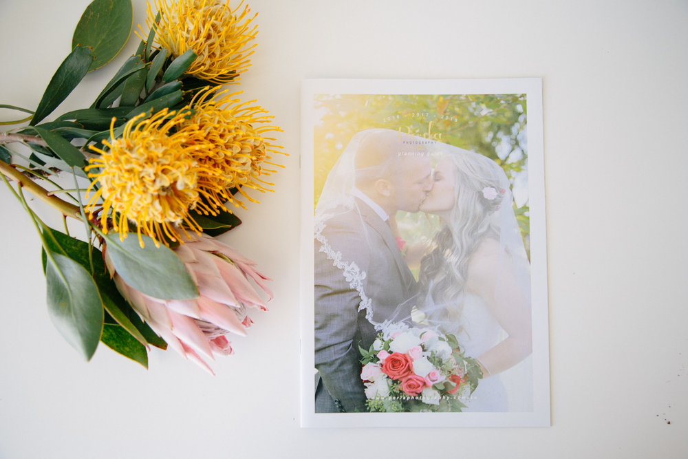 photography magazine | new client welcome packet | bittersweet design boutique