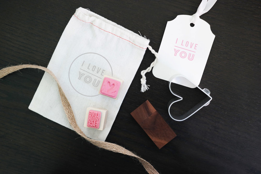 Valentines Day photographer packaging