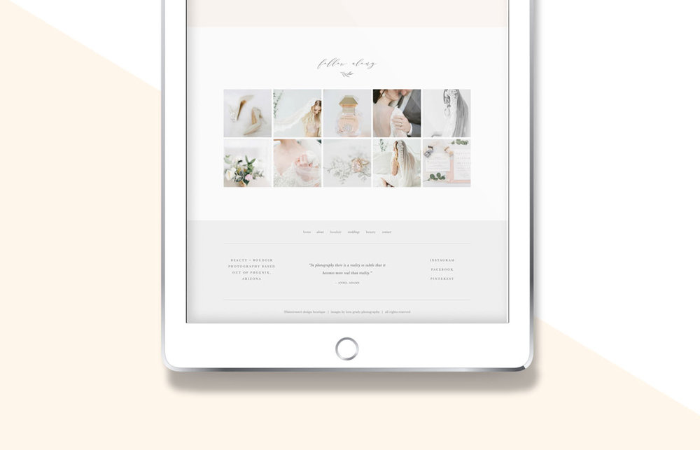 squarespace-templates for photographers | squarespace design kits
