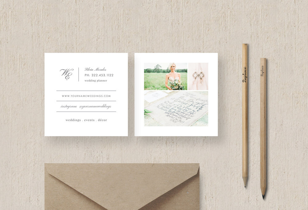 moo business cards event coordinator business cards eucalyptus - Wedding Planner Business Cards